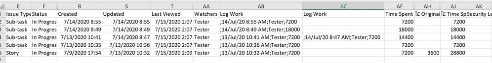 ExportResult for Log work and TimeSpent.jpg
