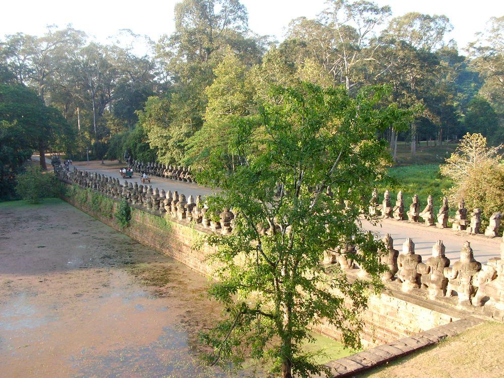 507 Angkor Thom North Gate.JPG