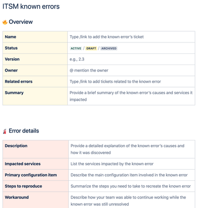 itsm known errors template screenshot.png