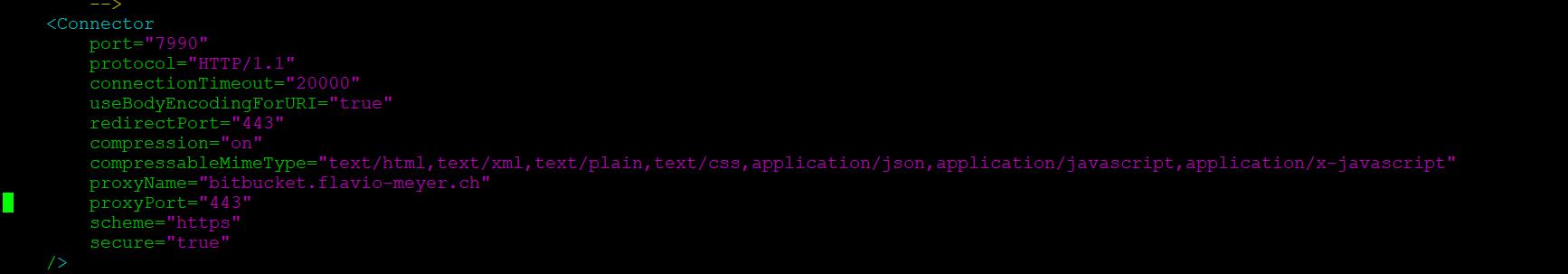 Application Links failed