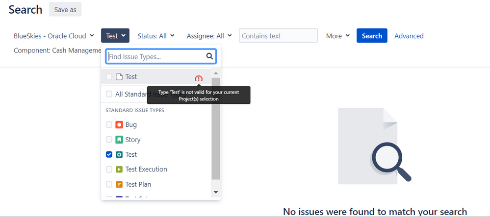 Jira Search issue for Test.png