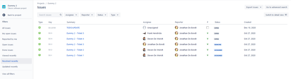 JIRA standard filters - Recently resolved.PNG