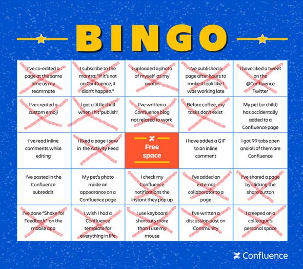 Confluence Bingo board.png