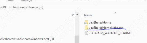 New Folder getting created in D drives.PNG