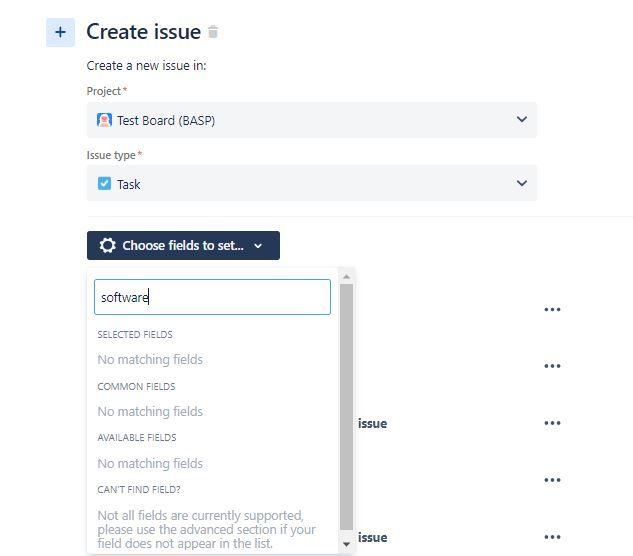 Create issue - software.JPG