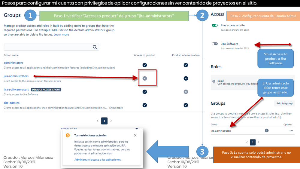 Configuracion de usuario sin acceso a proyectos.png