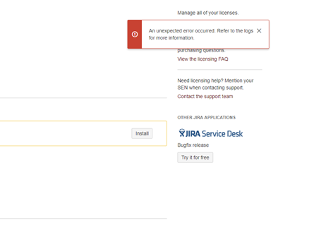 Error on JIRA ServiceDesk Install.PNG
