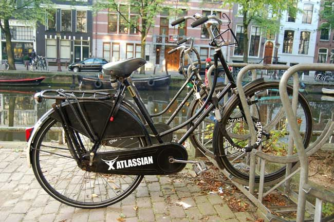 atlassian-fiets