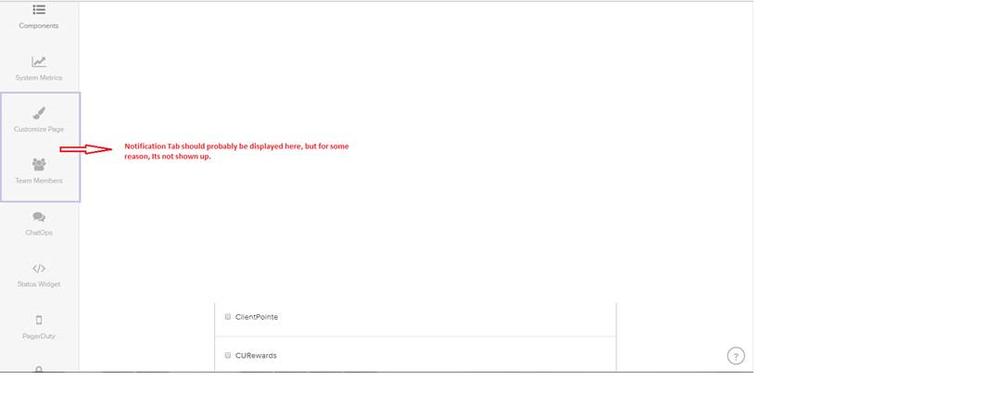 StatusPage.io missing tab.png