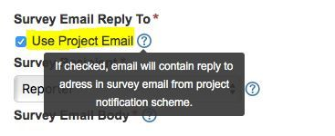 set project email as reply to email in surveys for service desk.JPG
