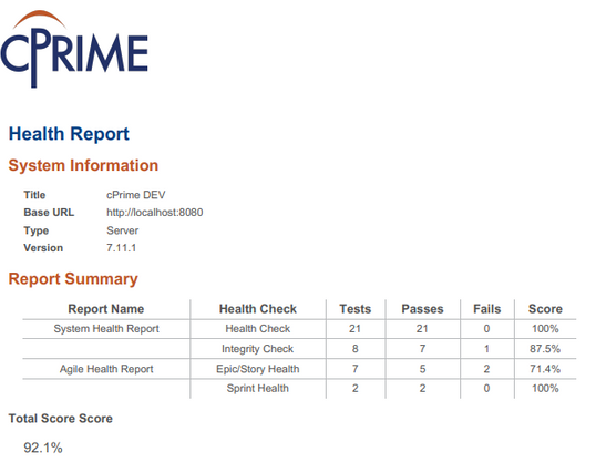 Cprime free health report to help Jira performance.png