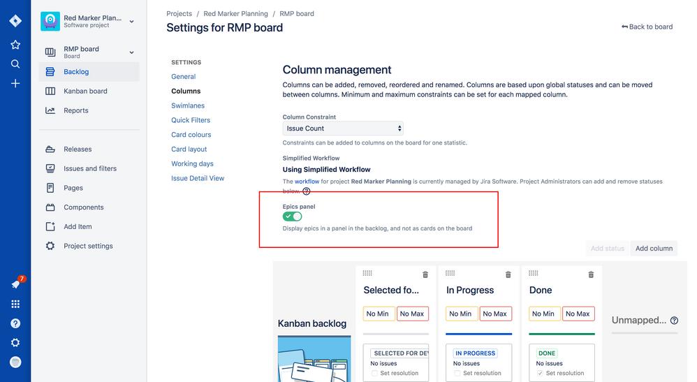 RMP board   Agile Board   RedMarker JIRA (3).png