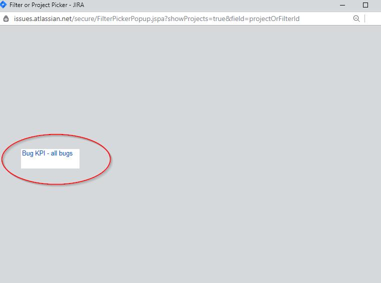 Jira - Configure - Average Age Report - Filter Selector.png
