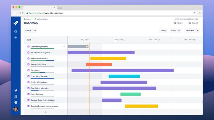Introducing dependency & progress for roadmaps in Jira Software  Cloud