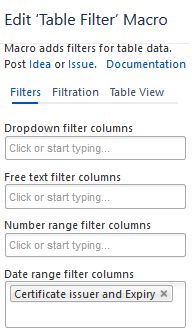 confluence table filtering on date macro - table settings.png
