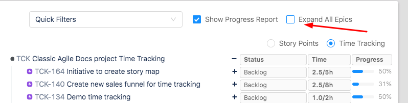 time-tracking-collapsed-epics.png