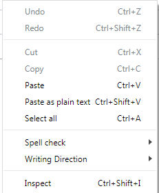 Pop Up menu when editing a document.PNG
