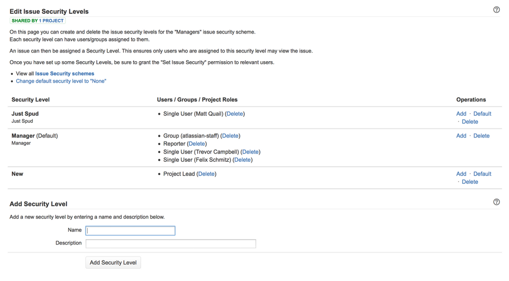 Jira - Issue with setting security levels - What I think I should see 01.png