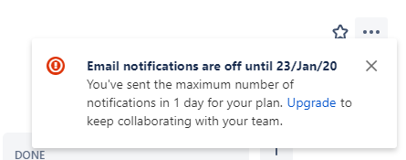 Solved: Receive maximum number of notifications?