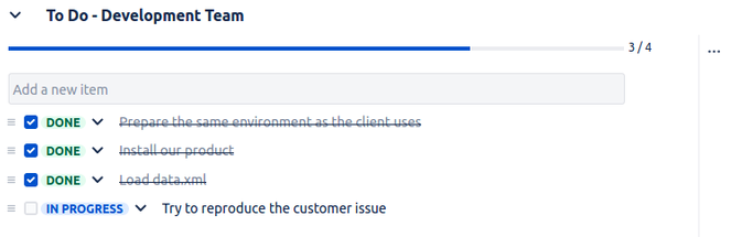 Multiple Checklists for Jira - Add a ToDo.png