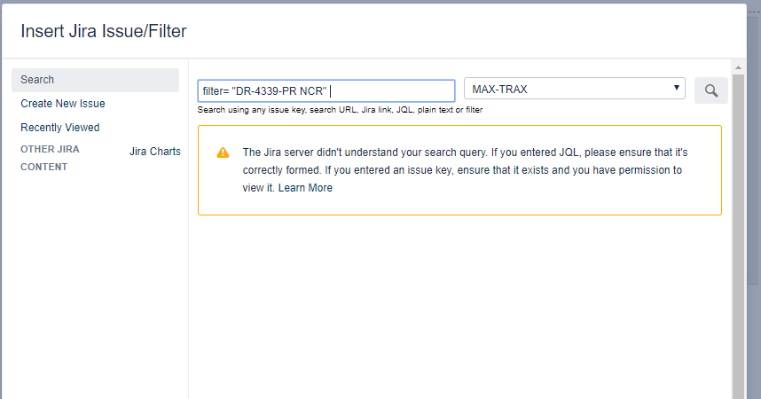 JIra Issue error.PNG