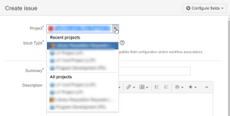 Create Issue Project Drop Down Box.png