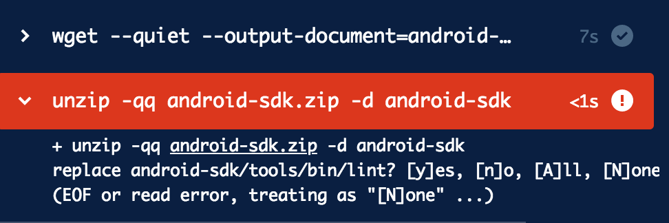 Solved: How to setup Pipelines for an Android app