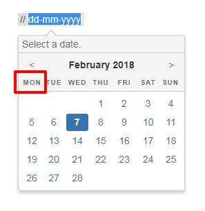 Calendar Week.Solved How To Set Confluence Calendar Widget To Start W