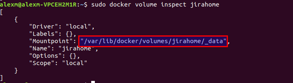 How to run Jira in a docker container - Atlassian Community