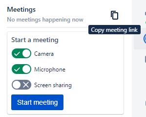 Stride Meeting Link.PNG