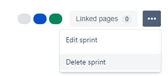 Solved: how do I modify sprint end date