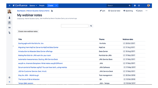How Manon Soubies-Camy uses Confluence + Trello to    - Atlassian