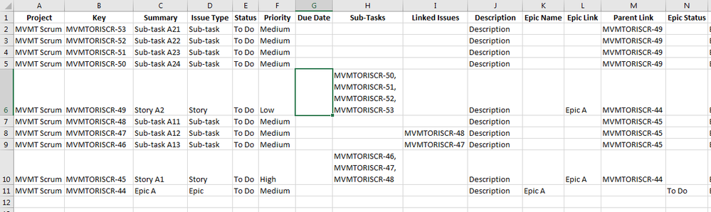 CSV file containing issue records to be imported.png