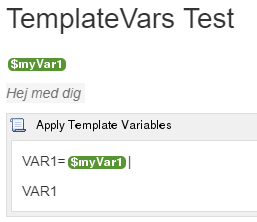 How do you add template variables as macro paramet