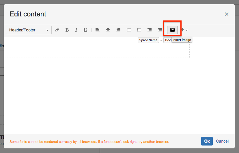 Solved: How to configure company logo to header on pdf ex