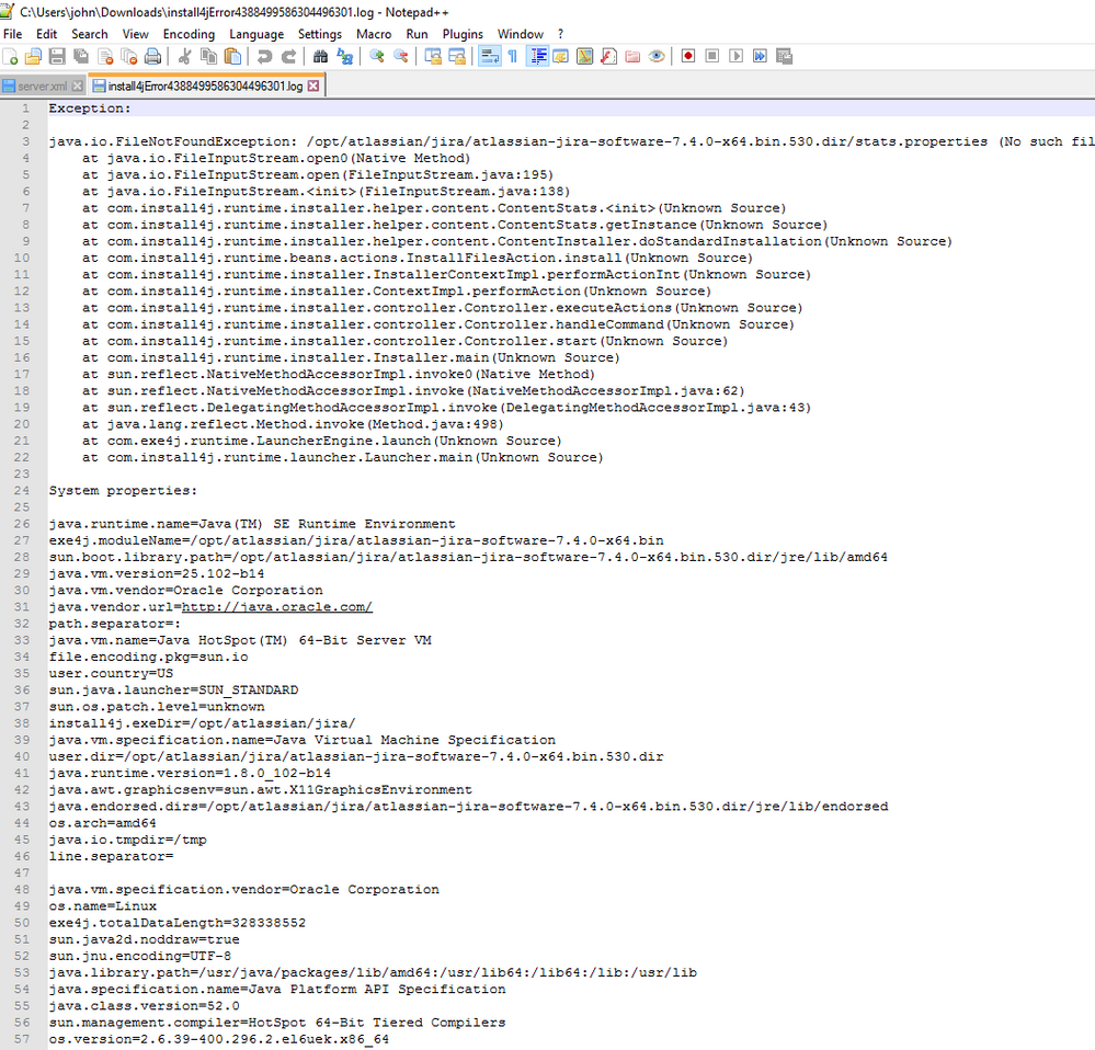 64-bit jira upgrade issue_4.png