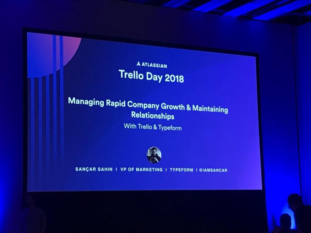 How we enjoyed Trello Day at Atlassian Summit 2018... - Atlassian Community