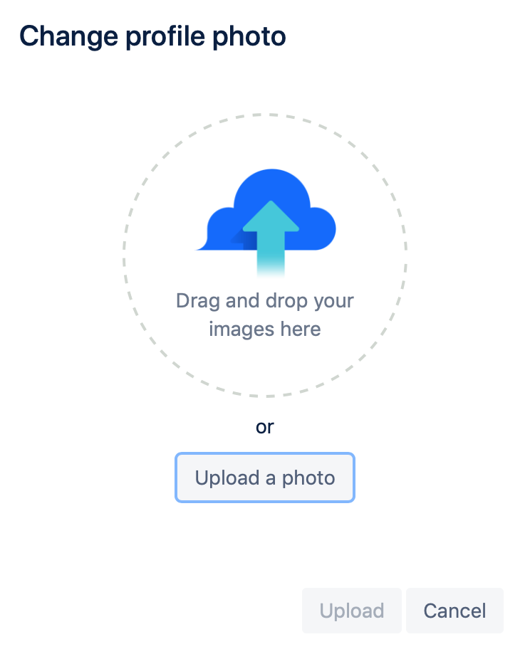 Solved: How do I change my profile picture in Stride?