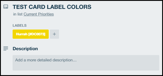 Can I add more color label options to organize my