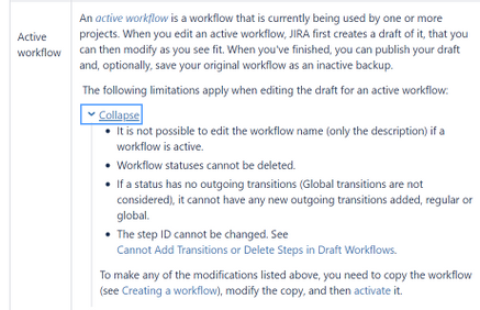 c46ed4ccdf So for this workflow where you have to have add a first new outgoing  transition, make a copy of the workflow and make those changes and then  replace the ...