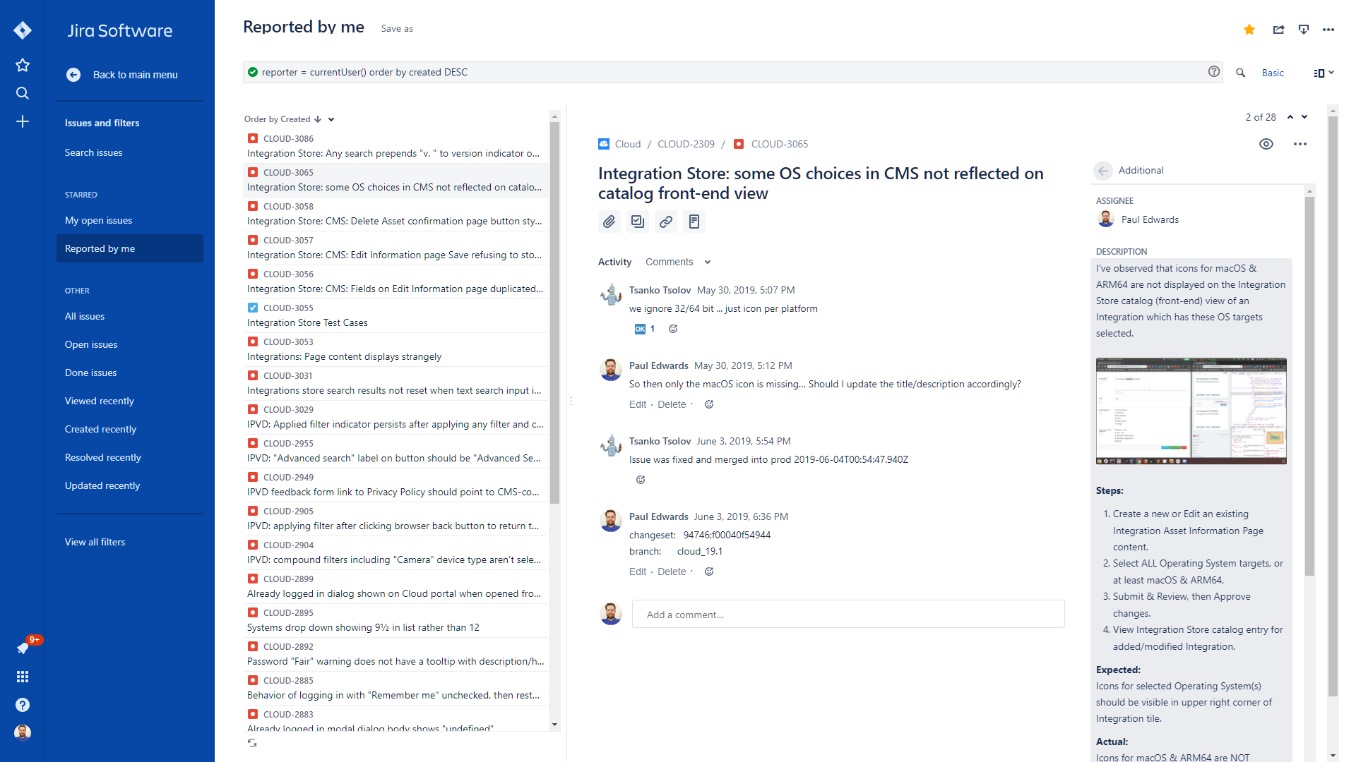 How to turn off or revert back to old JIRA interfa