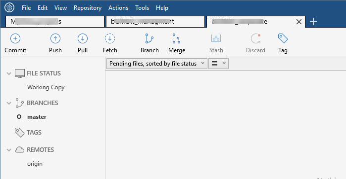 Solved: Git Credential Manager for Windows Popups