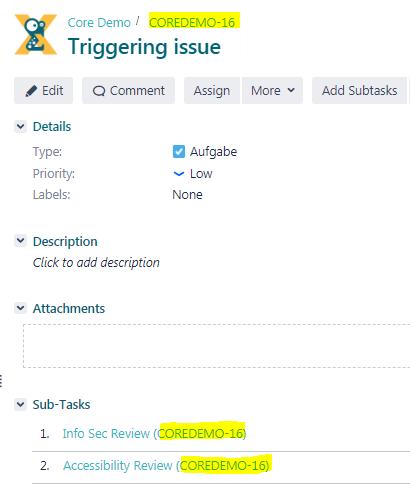 Solved: Jira Workflow Toolbox - Create Subtask - Initial