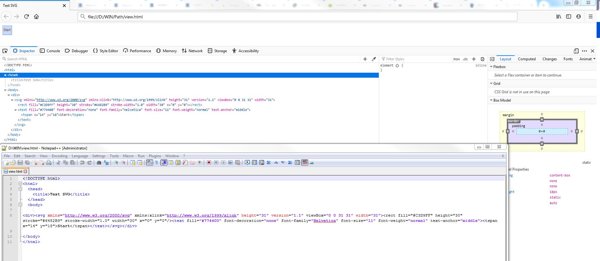 Confluence rest api wont render SVG as image inste