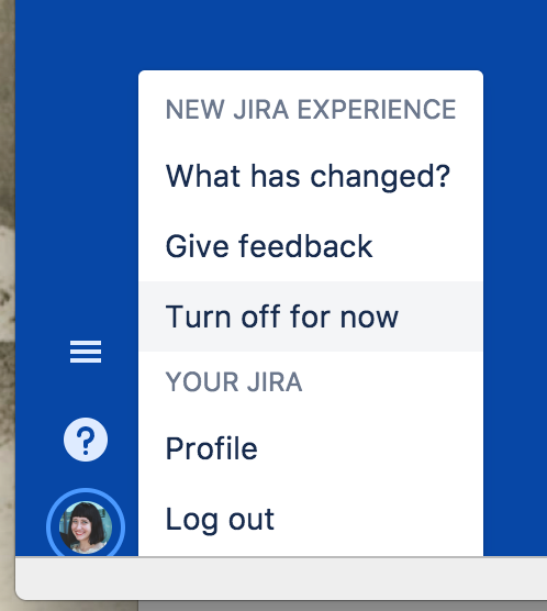 Solved: How to turn off new UI