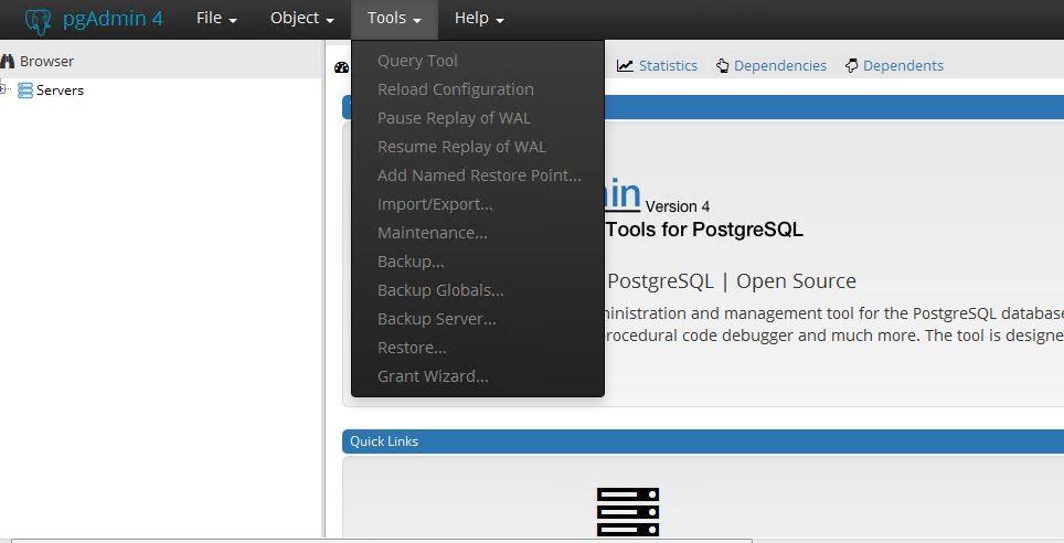 pgadmin tools page.JPG